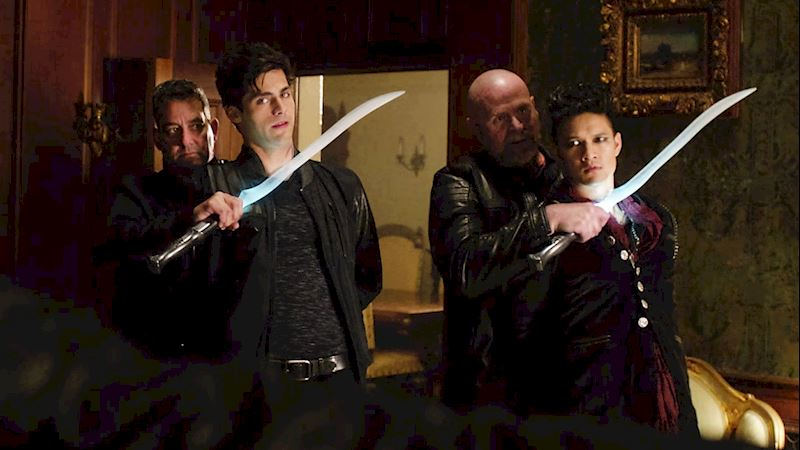 Shadowhunters - The Journey Of Malec Through Season One Is A Total Roller Coaster! - Thumb