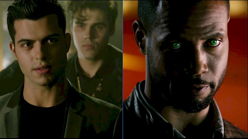 Shadowhunters - Raphael VS. Luke: Who Would You Choose To Be Your Supernatural Mentor? - Up Next Thumb