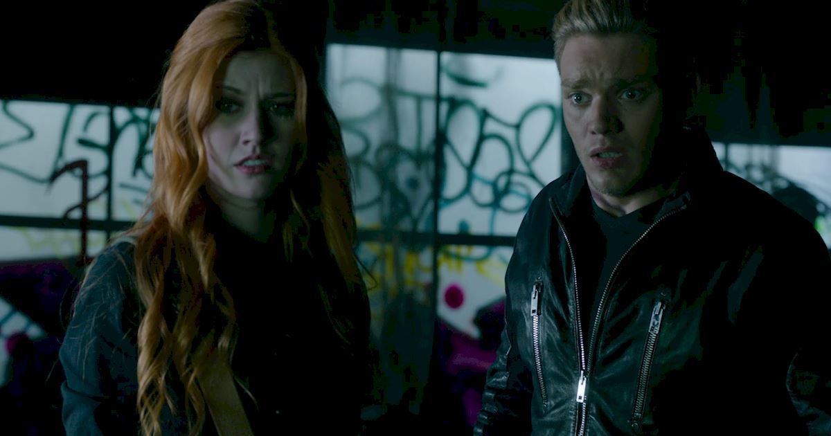 Shadowhunters - 17 Times Jace Showed His Emotional Side!  - 1011