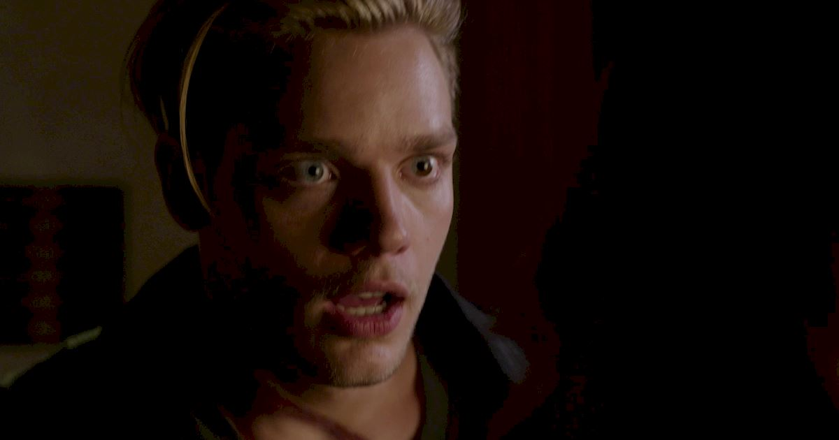Shadowhunters - 17 Times Jace Showed His Emotional Side!  - 1005