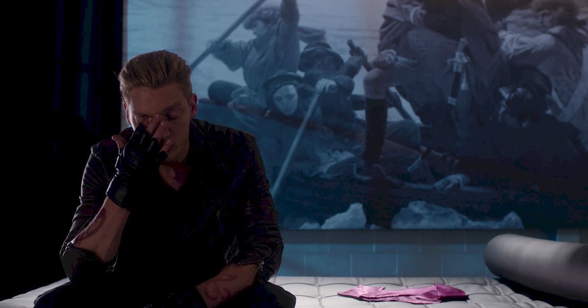 Shadowhunters - 17 Times Jace Showed His Emotional Side!  - 1010