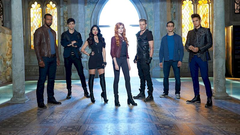 Shadowhunters - Episode One: Meet The Shadowhunters Characters - Thumb