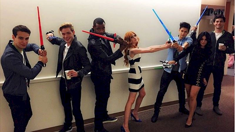 Shadowhunters - 16 Times The Shadow Cast Slayed Us This Week! - Up Next Thumb