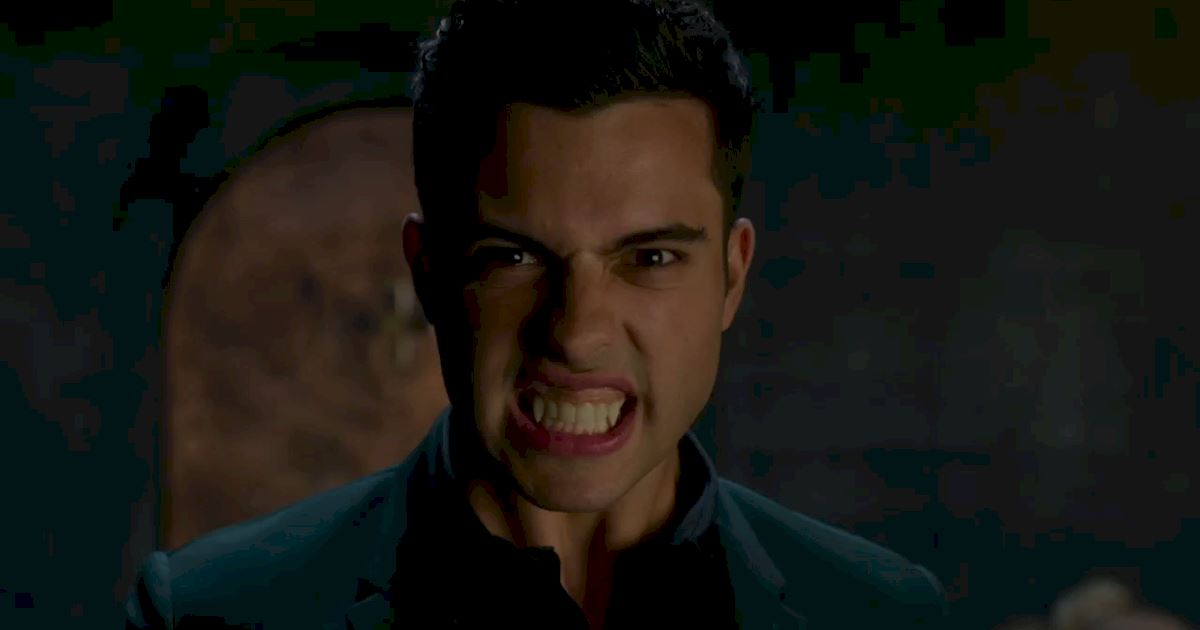 Shadowhunters - 13 Terrifying Shadowhunters Moments To Celebrate Friday The 13th! - 1010
