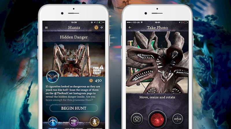 "Shadowhunters - Join The Hunt: New Hunt Released ""Hidden Danger""! - Up Next Thumb"