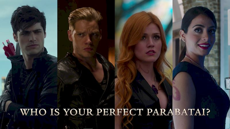 Shadowhunters - The First Name You Spot Is Your Perfect Parabatai - Thumb