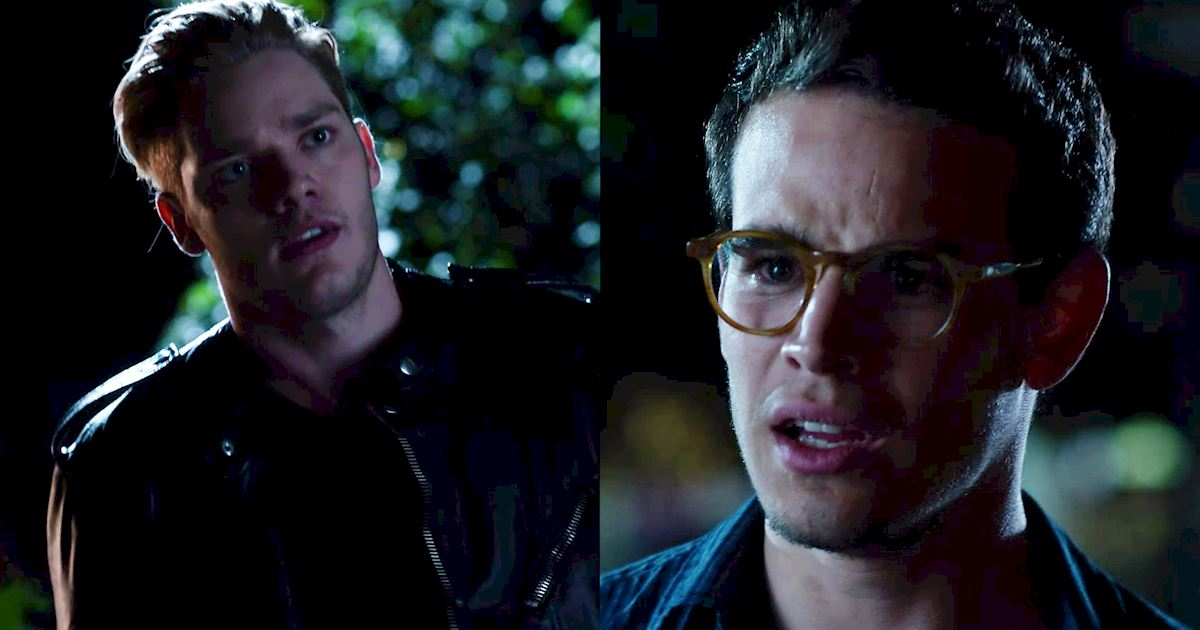 Shadowhunters - Feud Or Friendship? 15 Moments That Defined Jace And Simon's Relationship This Season - 1001