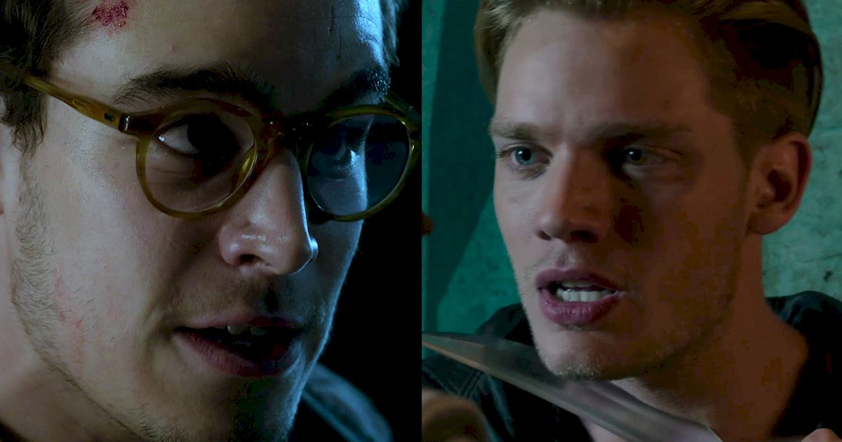 Shadowhunters - Feud Or Friendship? 15 Moments That Defined Jace And Simon's Relationship This Season - 1007