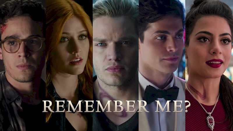 Shadowhunters - Flashback Time! Can You Remember All The Characters That Appeared In Episode One? - Up Next Thumb