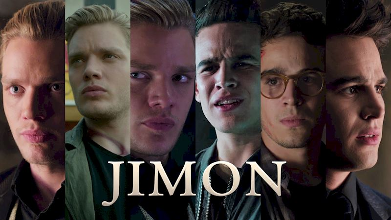 Shadowhunters - Feud Or Friendship? 15 Moments That Defined Jace And Simon's Relationship This Season - Up Next Thumb
