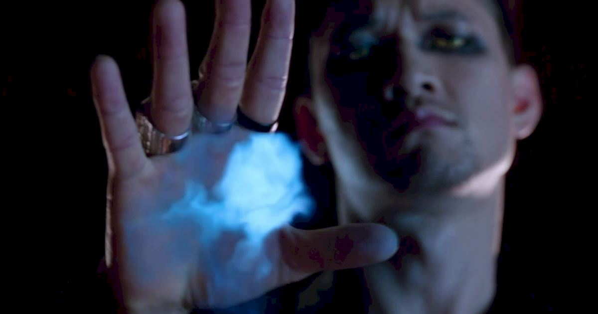 Shadowhunters - You Know Magnus Bane Is Angry When... - 1002