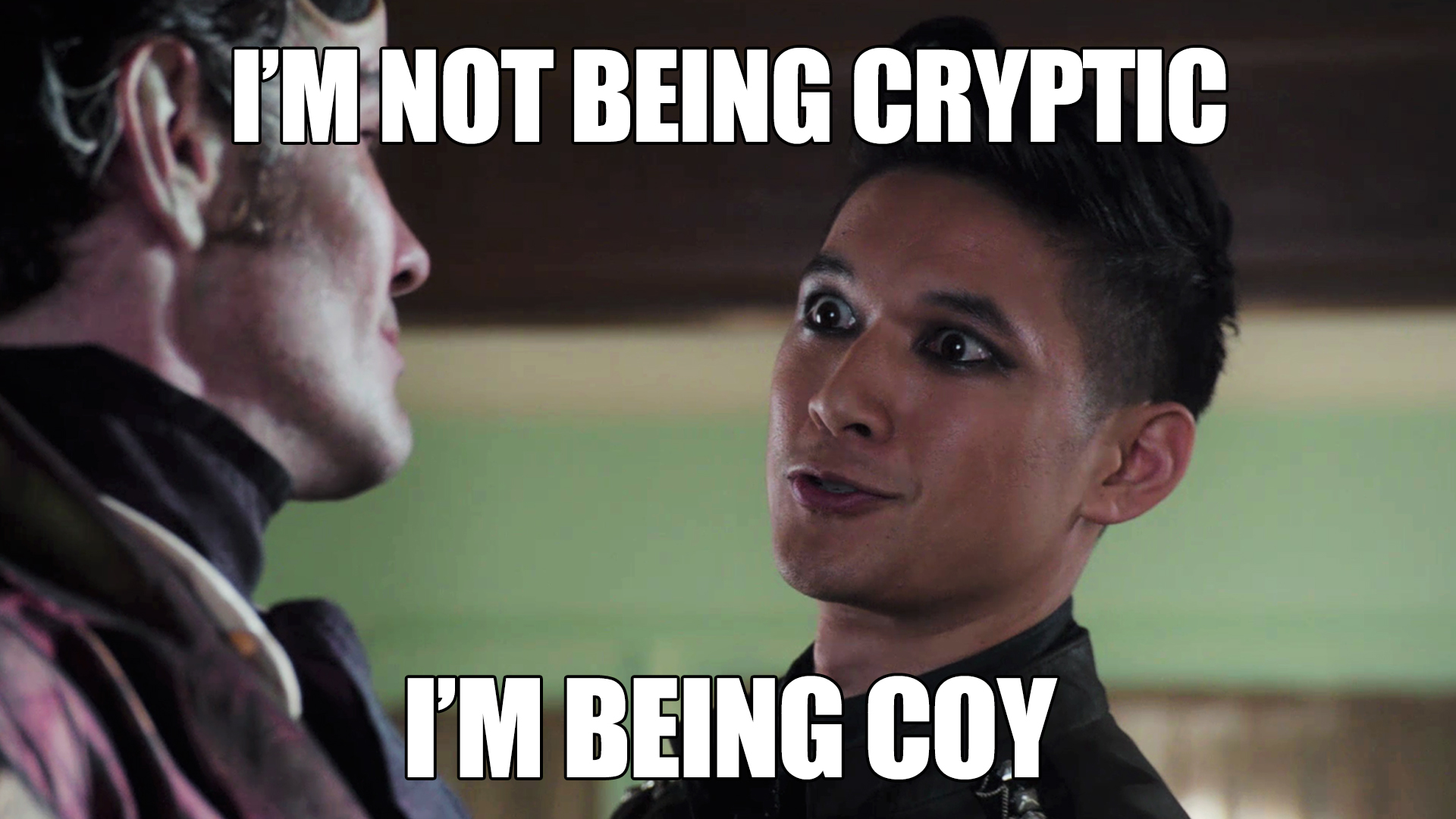 Shadowhunters - CHALLENGE TIME: We Want You To Meme Magnus Like He's Never Been Memed Before! - 1001