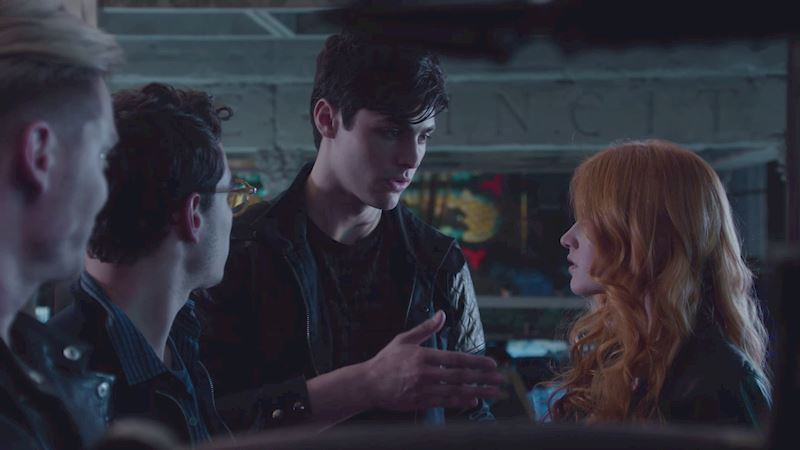 Shadowhunters - [POLL] What Was Your Favorite Quote From Episode Two? - Thumb