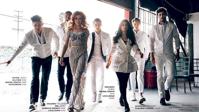 Shadowhunters - 10 Things You Might Have Missed: Fancy Photoshoots and Killer Lipstick - Thumb