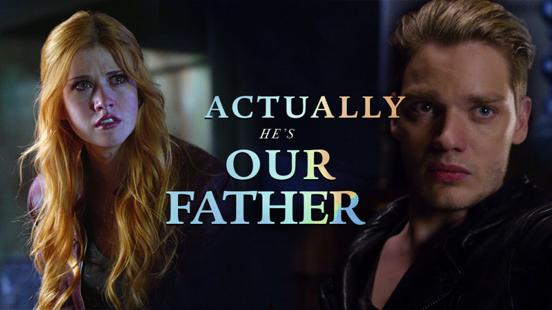 Shadowhunters - 15 Times Jace And Clary Acted Like Real Brother And Sister! - Thumb