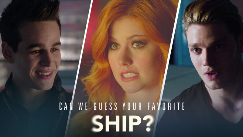 Shadowhunters - We Know Your Favorite Ship Based Upon These 6 Questions - Thumb
