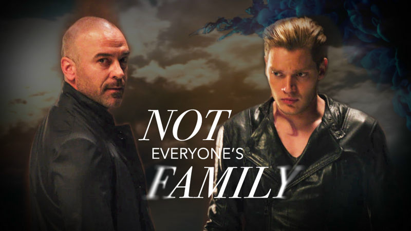Shadowhunters - 7 Fun Father-Son Activities That Valentine And Jace Can Do Together On The Boat! - Thumb