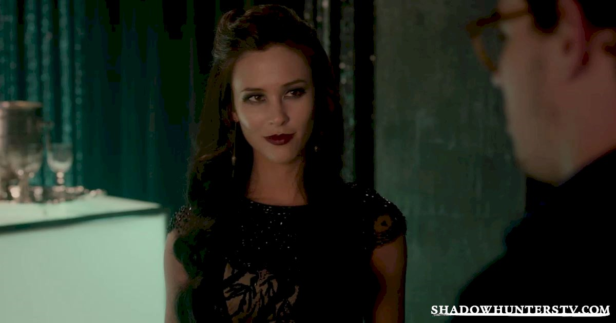 Shadowhunters - Episode Four: Meet The Vampires! - 1001