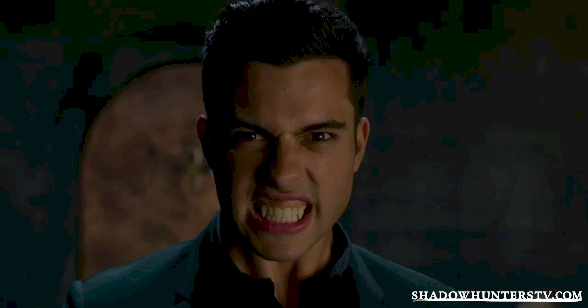 Shadowhunters - Episode Four: Meet The Vampires! - 1002