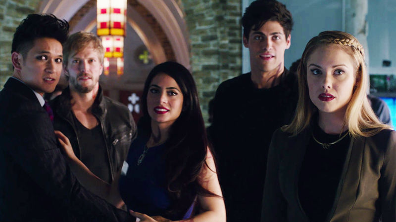 Shadowhunters - How Popular Are Your Opinions On Shadowhunters? - Up Next Thumb