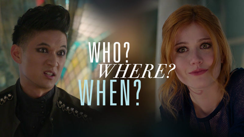 Shadowhunters - Can You Get 100% In Our Ultimate Who, Where, When Quiz? - Thumb