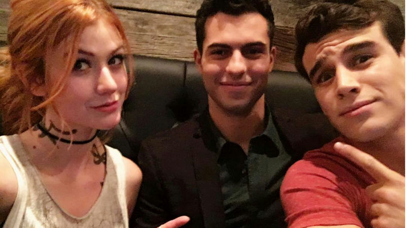 Shadowhunters - 10 Great Cast Moments That Went Down This Week - Thumb