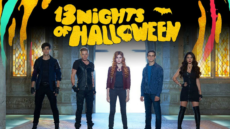 Shadowhunters - Do You Have The Perfect Shadowhunters Halloween Costume Planned? Show Us! - Thumb