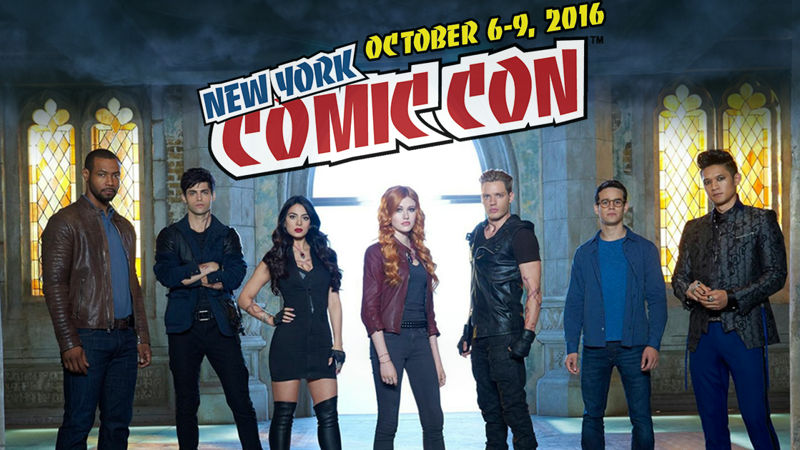 Shadowhunters - Shadowhunters To Debut An Exclusive First Look at the New Season! - Up Next Thumb