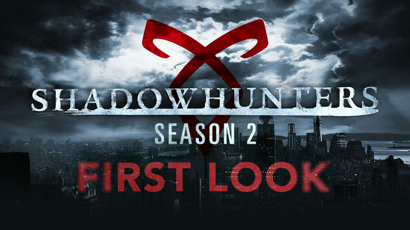 Shadowhunters - EXCLUSIVE! WATCH THE FIRST EVER SHADOWHUNTERS SEASON 2 TRAILER RIGHT NOW! - Thumb