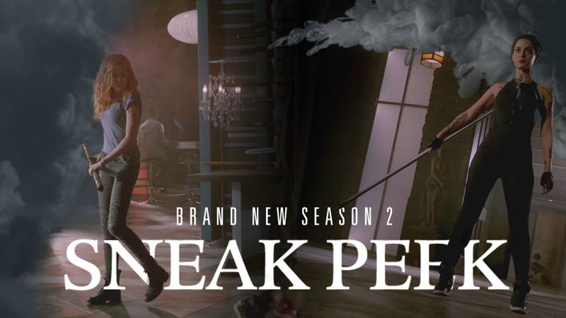 Shadowhunters - Watch This Season 2 Sneak Peek! Why Are Clary And Izzy Fighting?  - Thumb