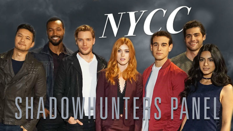 Shadowhunters - Missed Comic Con? Pretend You Were There With These 24 Shadowhunters Panel Highlights - Thumb