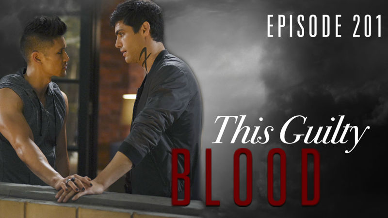 Shadowhunters - Official Photos Of Episode 201: This Guilty Blood! Check Out Shirtless Magnus! - Thumb
