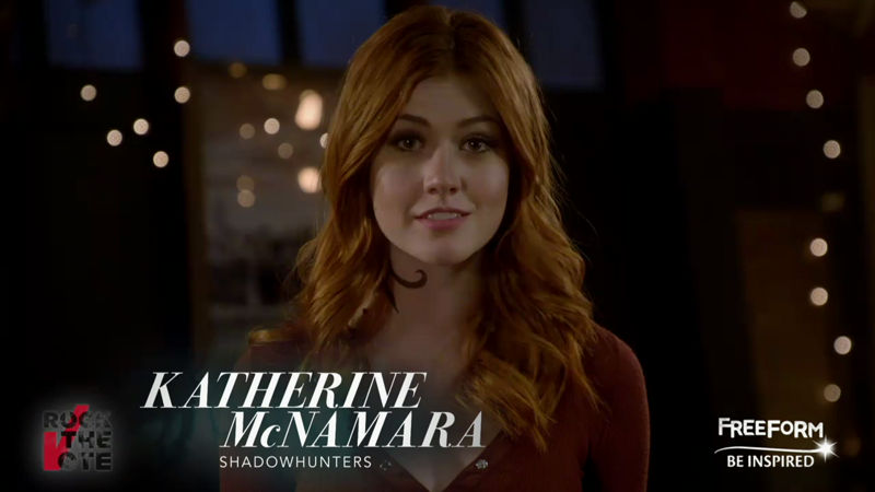 Shadowhunters - Have You Registered To Vote? Go To RockTheVote.Com With All The Shadowhunters Cast! - Thumb