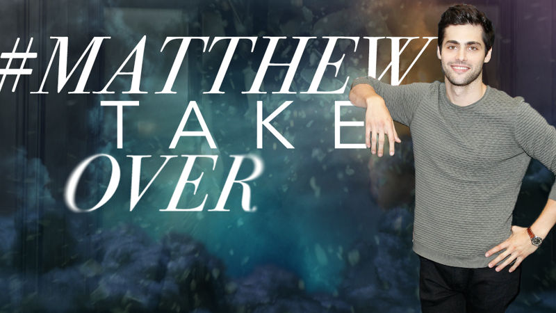 Shadowhunters - Relive Every Awesome Moment Of #MatthewTakeover - Thumb