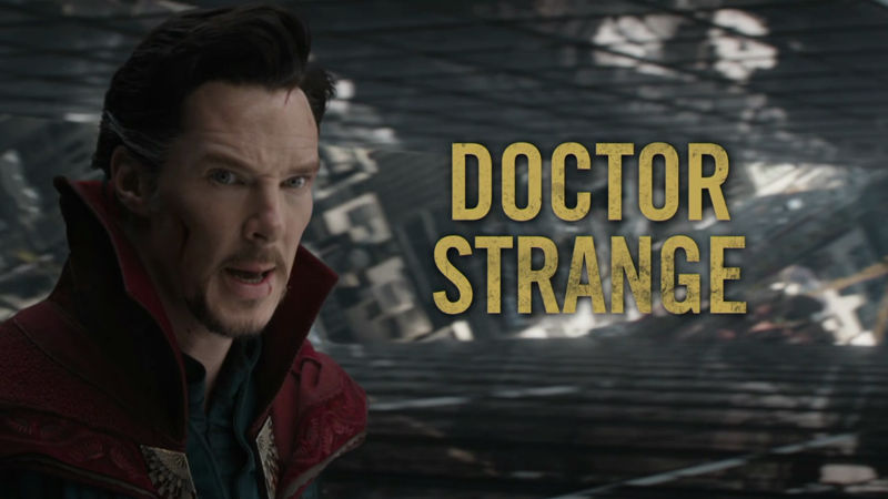 Shadowhunters - Have You Seen Marvel's Doctor Strange Yet?! - Thumb