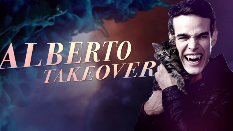Shadowhunters - 14 Absolutely Hilarious Moments From Alberto's Takeover - Up Next Thumb