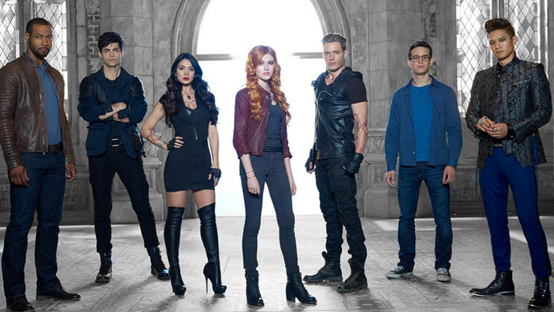 Shadowhunters - Pick Your Ultimate Shadowhunters Squad! - Thumb