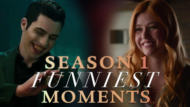 Shadowhunters - 29 Season 1 Moments That Are Guaranteed To Make You Laugh - Thumb