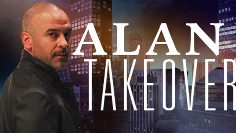 Shadowhunters - ICYMI: Alan Van Sprang Had The Most Hilarious Takeover! - Thumb
