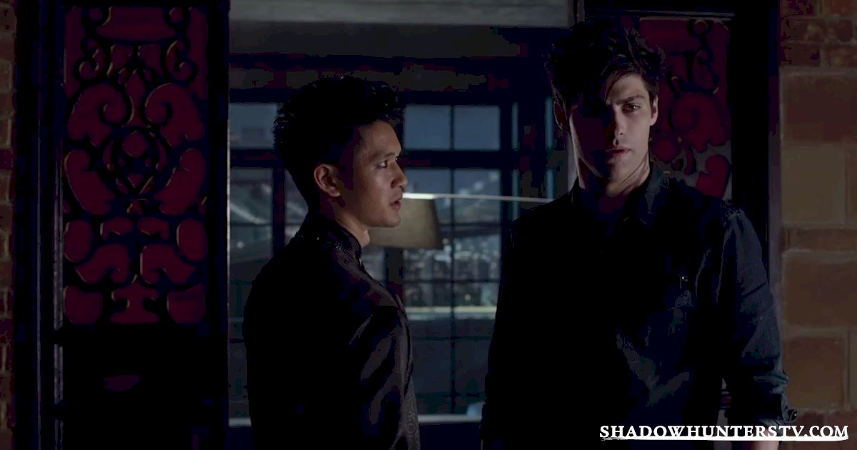 Shadowhunters - 17 Amazing Moments You Might Have Missed from Episode Four! - 1020