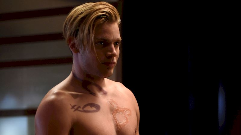 Shadowhunters - [PHOTOS] Jace Wayland: In All His Angelic Glory! - Thumb