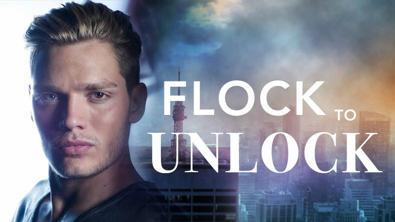 Shadowhunters - Unlock The Official Jace Poster For Season 2 By Tweeting Us With This Hashtag! - Up Next Thumb