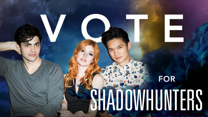 Shadowhunters - Shadowhunters Is Nominated For A People's Choice Award! It's About Time! - Up Next Thumb