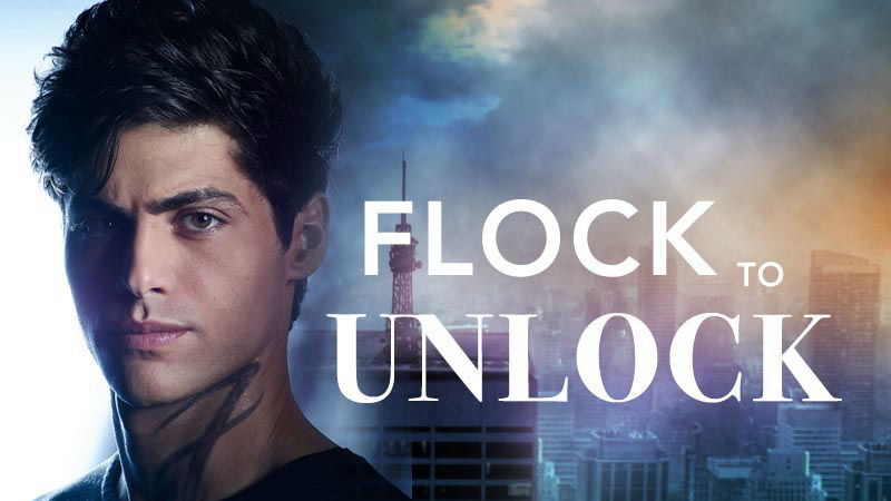 Shadowhunters - Unlock The Official Alec Poster For Season 2 By Tweeting Us With This Hashtag! - Up Next Thumb