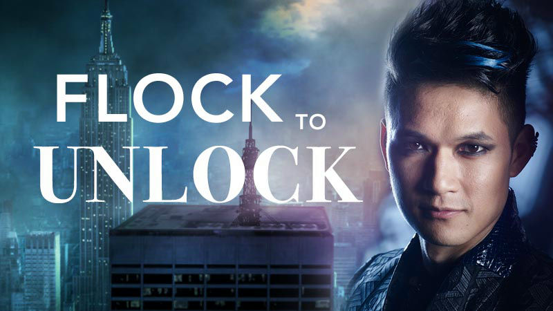 Shadowhunters - Unlock The Official Magnus Poster For Season 2 By Tweeting Us With This Hashtag! - Thumb