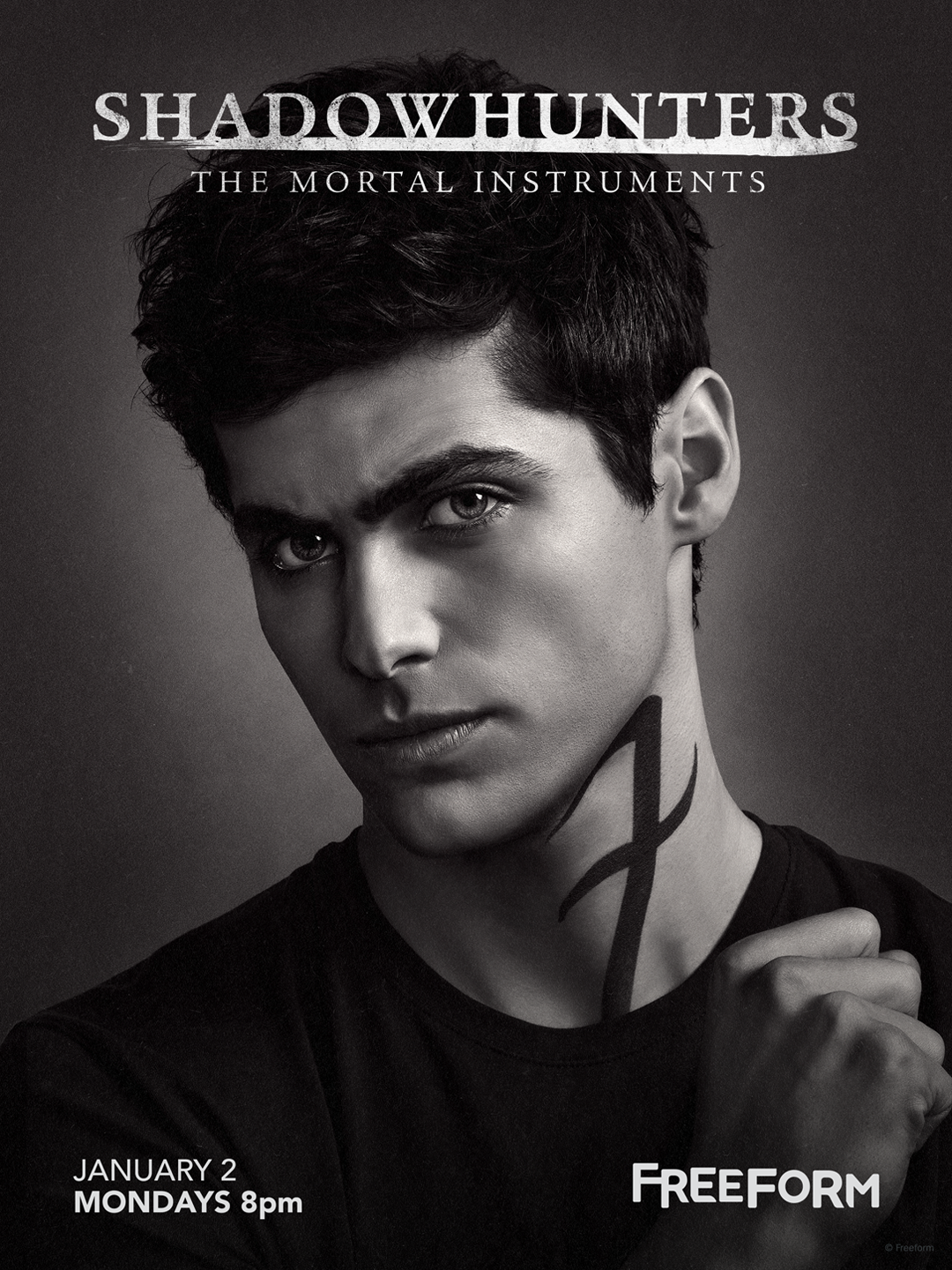 Shadowhunters - Unlock The Official Alec Poster For Season 2 By Tweeting Us With This Hashtag! - 1002
