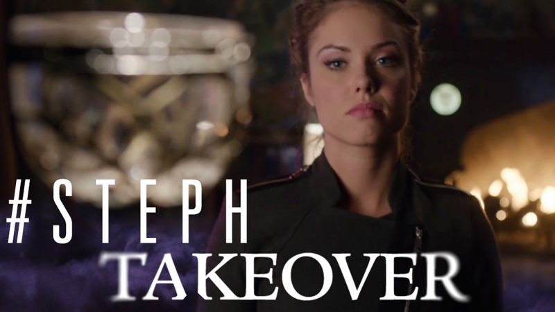 Shadowhunters - 21 Incredible Moments From Stephanie's Takeover! - Up Next Thumb