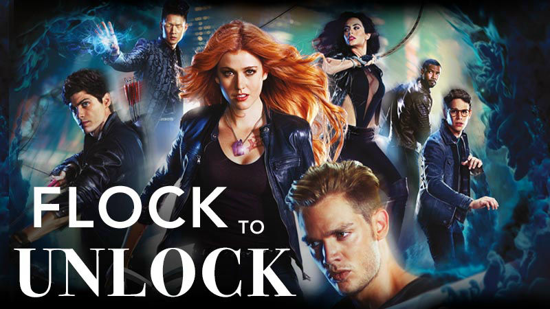 Shadowhunters - Are You Ready To Unlock The Final Shadowhunters Season 2 Posters? We've Got Two More! - Thumb