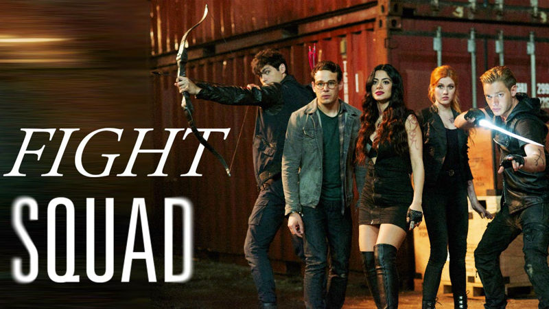 Shadowhunters - Who Would You Fight Beside In A Shadowhunters Battle? - Thumb