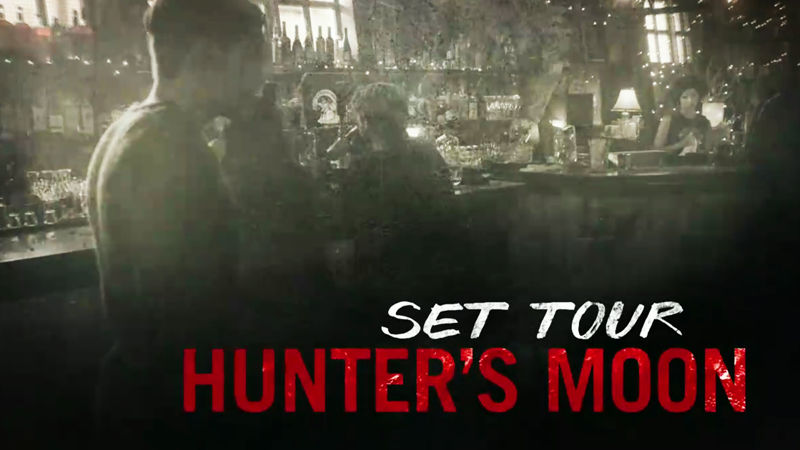 Shadowhunters - Exclusive First Look Behind The Scenes Of The New Werewolf Bar: Hunter's Moon! - Thumb